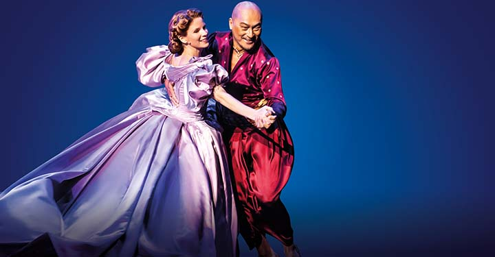 The King & I, Recorded at the London Palladium