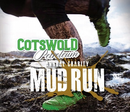 MUDDY: Cotswold Petroleum Annual Charity Mud Run