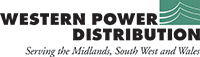 Cotswold Journal: Western Power Distribution logo