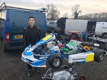 Family appeal for help to trace the Daniel Ricciardo go-kart