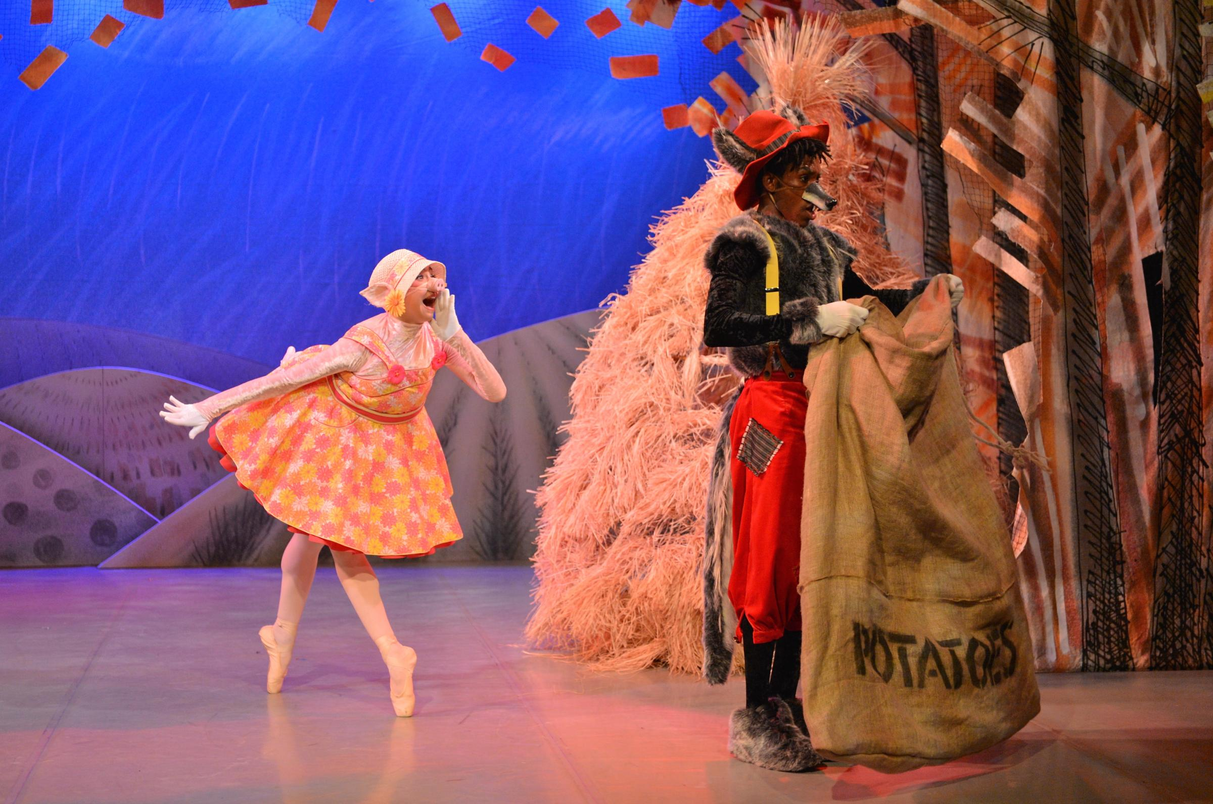 Northern Ballet: Three Little Pigs