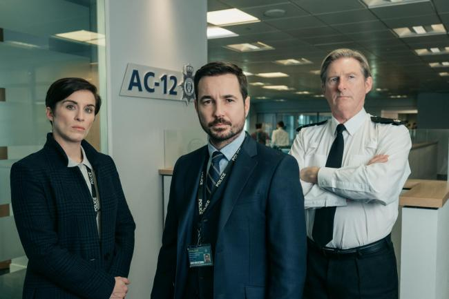 Line Of Duty cast