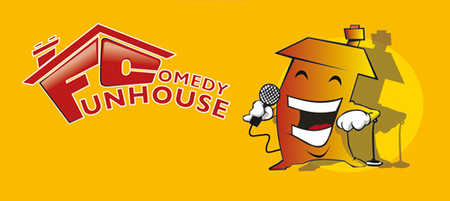 Funhouse Comedy Club - Comedy Night in Cirencester Mar 2020