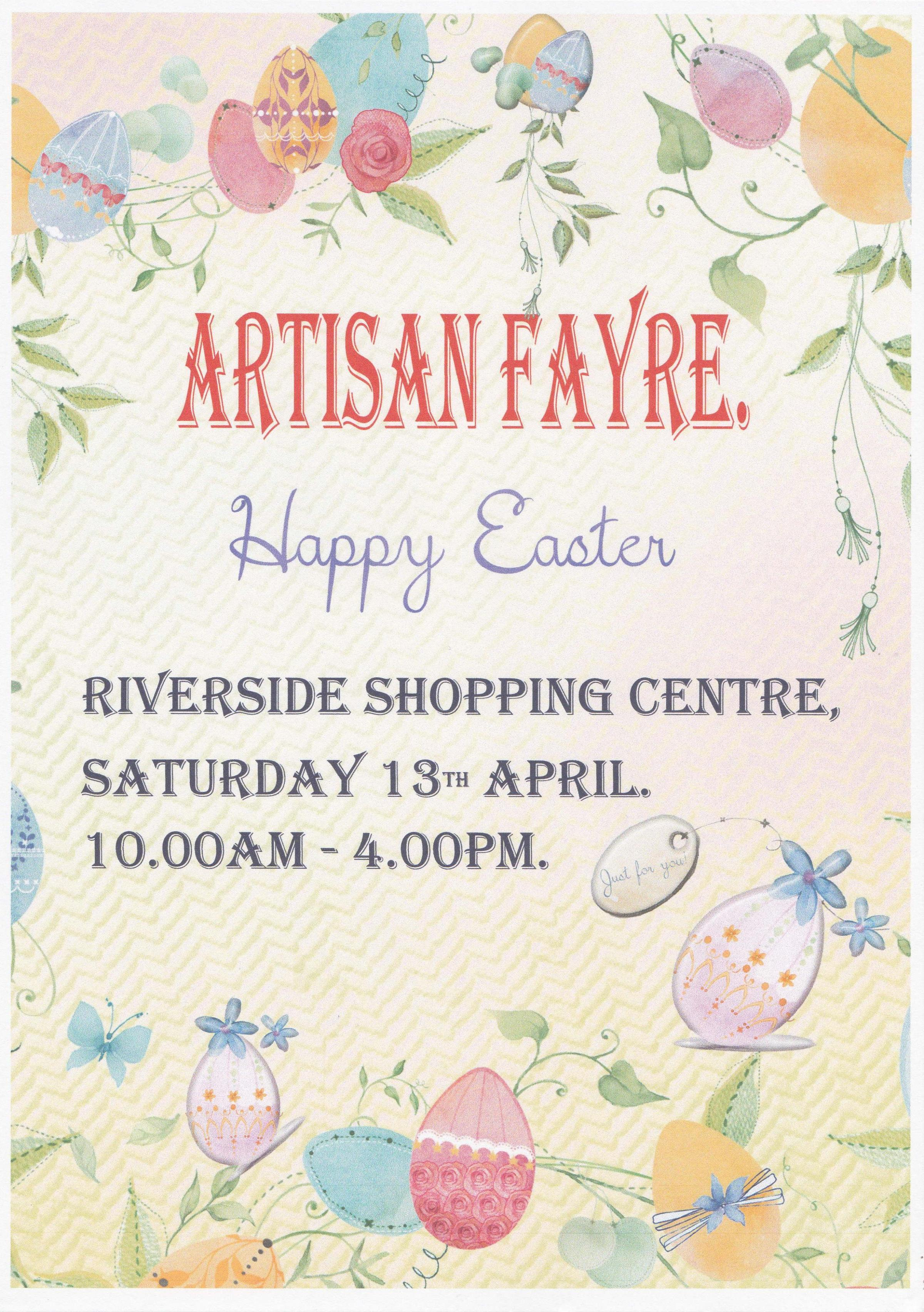 Artisan and Gift Fayre