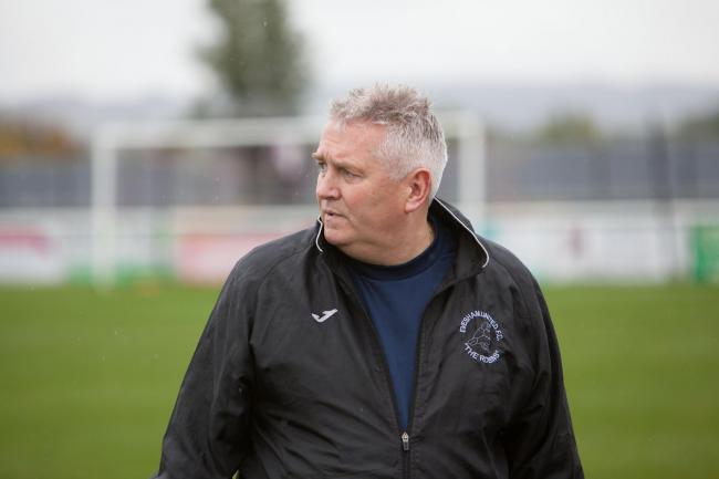 Evesham United manager Paul Collicutt. Picture: stuartpurfield.co.uk