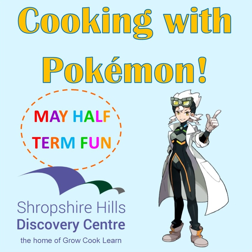 Pokemon Cooking - May Half Term