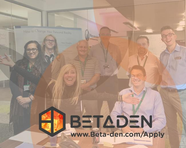 TECH: The BetaDen team are hoping to sign up more businesses and entrepreneurs for their tech cohort.