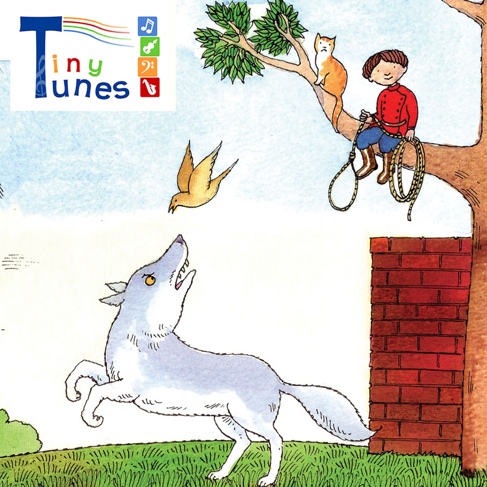 Tiny Tunes Concert - Peter and the Wolf