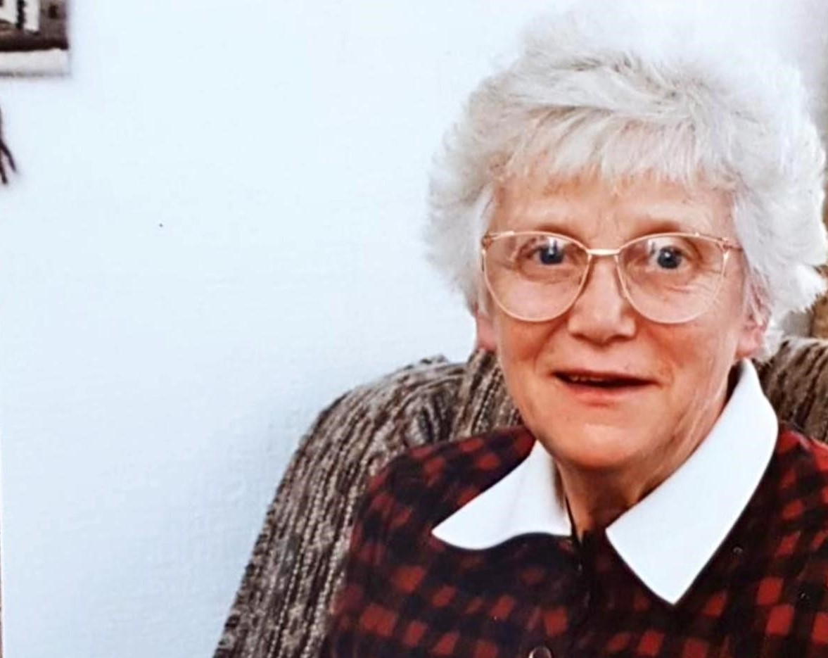Dr Morag Clark, a pioneer of education for the deaf.