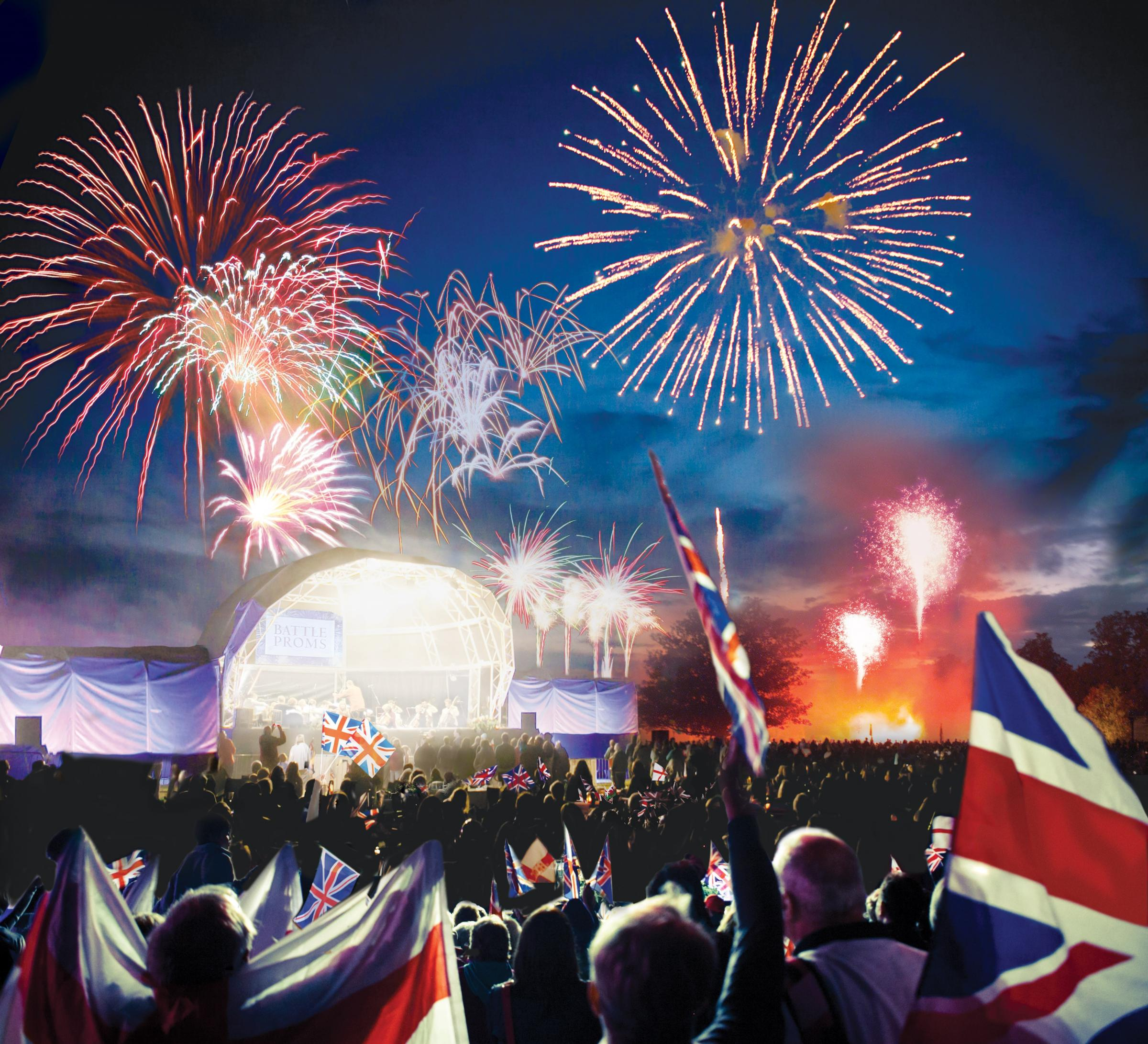 Battle Proms Picnic Concert