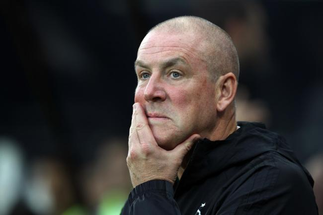 Mark Warburton knows he faces a tough task at QPR