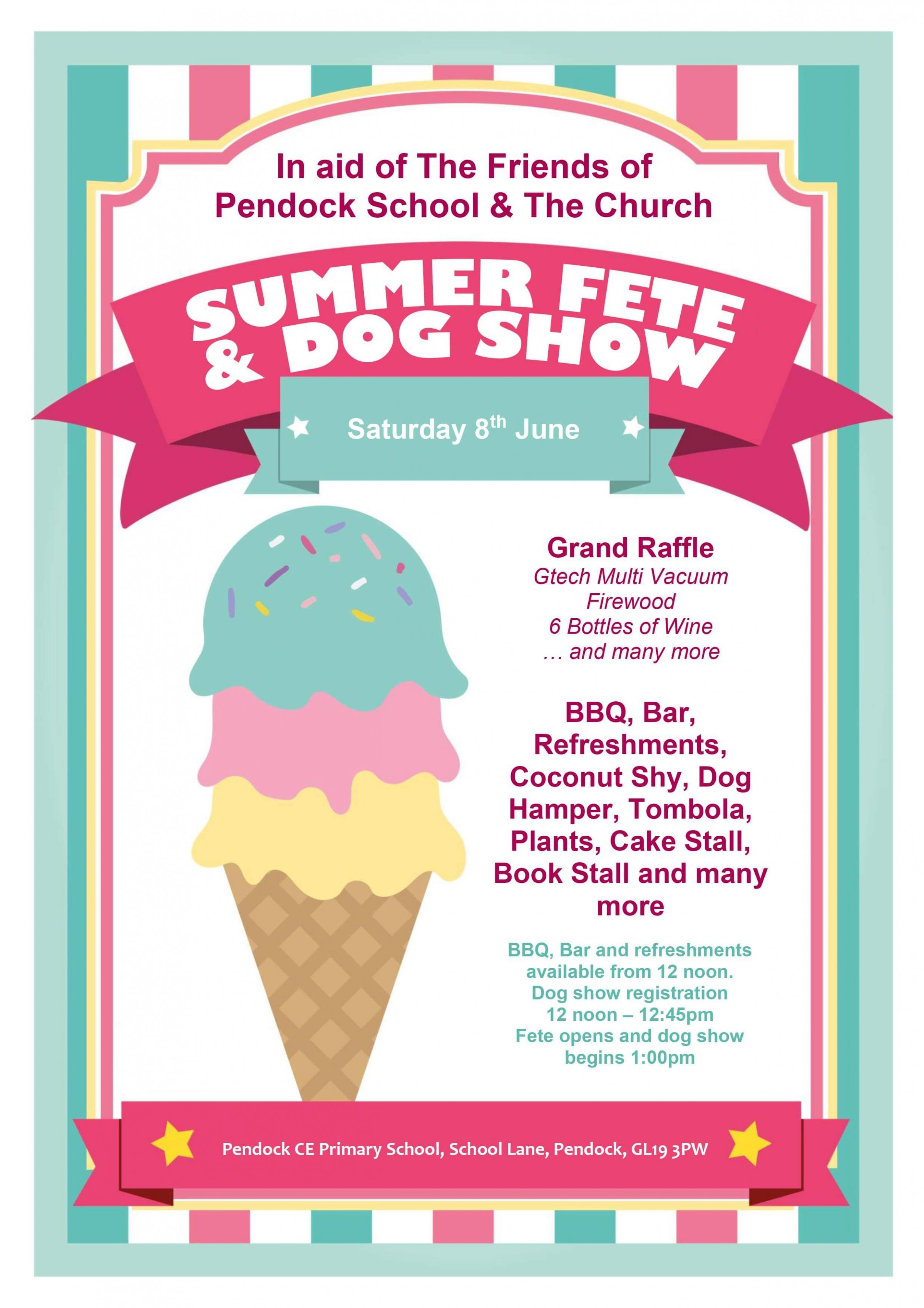 Summer Fete & Fun Dog Show