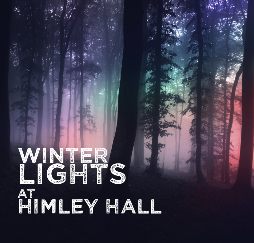 Winter Lights at Himley Hall