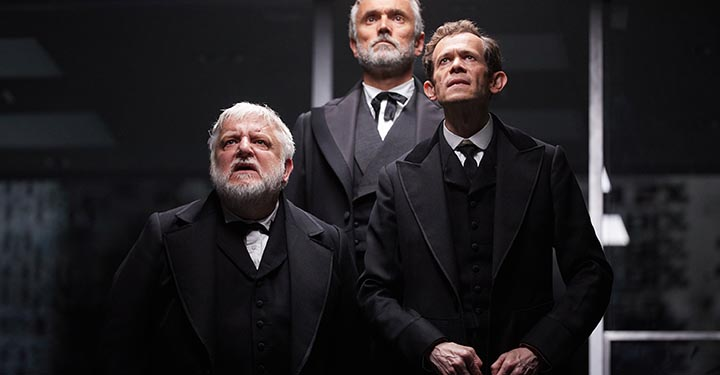 NT Live: The Lehman Trilogy, Live from the Piccadilly Theatre, London