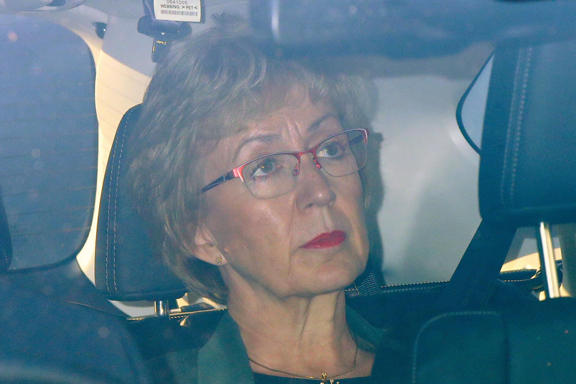 Andrea Leadsom has quit the Government