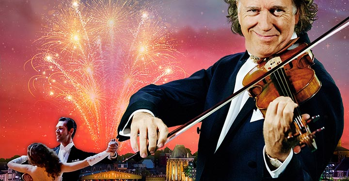 André Rieu: 2019 Maastricht Concert, Recorded in Vrijthof Square